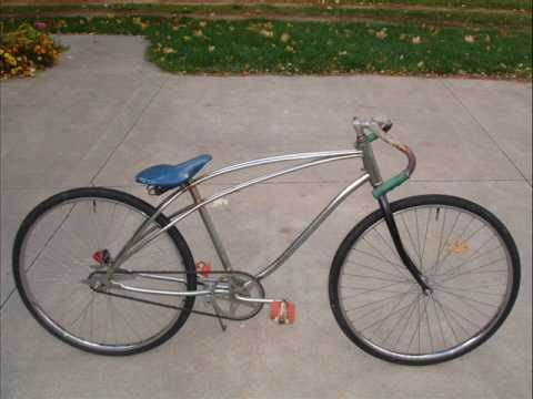 Board Track Rat Rod Bike