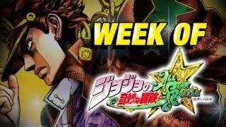 WEEK OF! JoJo's Bizarre Adventure: ALL STAR BATTLE Part 1