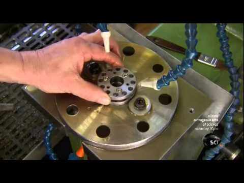 Kris Holm / Schlumpf Geared Unicycle Hub: How It's Made