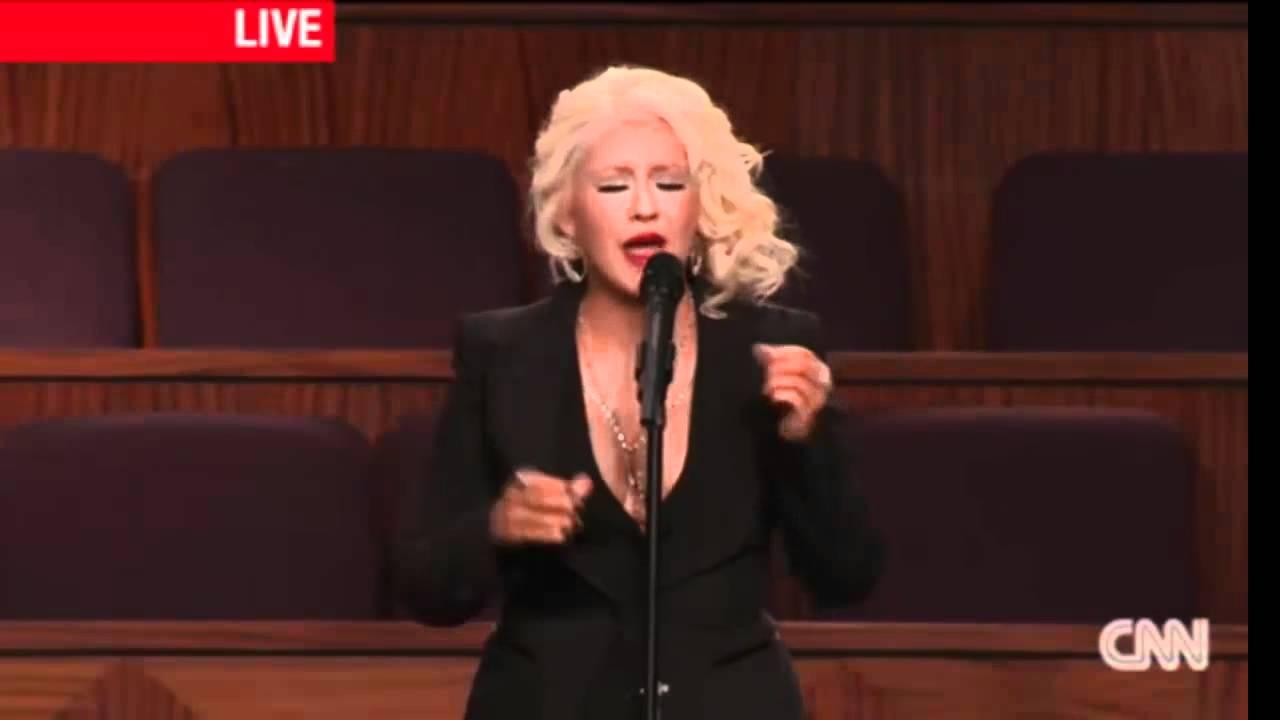 Christina Aguilera at ... Christina Aguilera Youtube