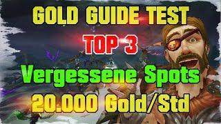 """WoW Gold Guide Test - TOP 3 """"vergessene"""" Farmspots die auch heute noch funktionieren"""