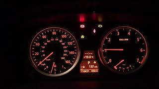 Bmw 530i e60 rpm jumping