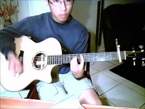 Sparks Fly by Taylor Swift (guitar cover) with CHORDS + STRUMMING PATTERN