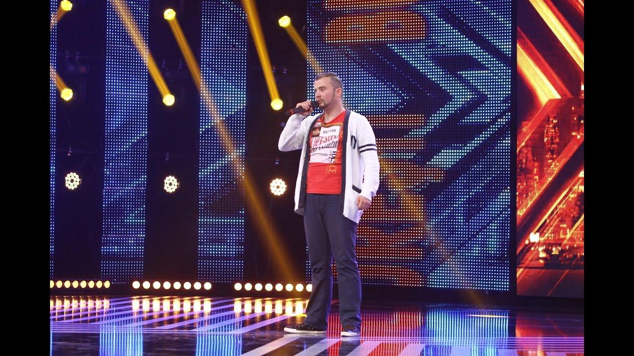 """Mihai Trăistariu - """"Cât de frumoasă eşti"""". Vezi interpretarea lui Geynun Ferhat, la X Factor"""