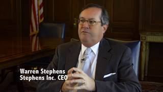 Jack Stephens: Investing in the Future