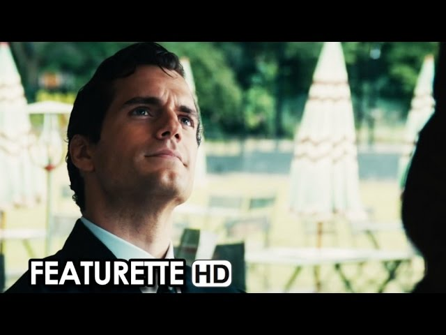 The Man from U.N.C.L.E. starring Henry Cavill - Action Dossier (2015) HD