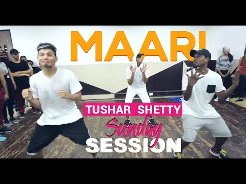 "Tushar Shetty ""MAARI THARA LOCAL"" Choreography Sunday Session"