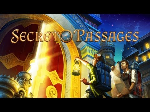 Secret Passages: Hidden Objects -  iPhone/iPod Touch/iPad - Gameplay