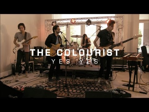 The Colourist - Yes Yes (Live @ The HoC Palm Springs, 2013)