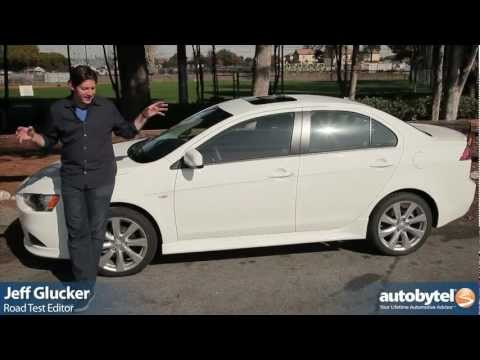 2012 Mitsubishi Lancer Test Drive & Car Review