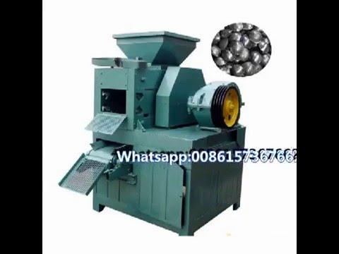 coal briquetting machine for making briquette