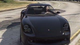 GTA 5 Cheats: RAPID GT - Grand Theft Auto V