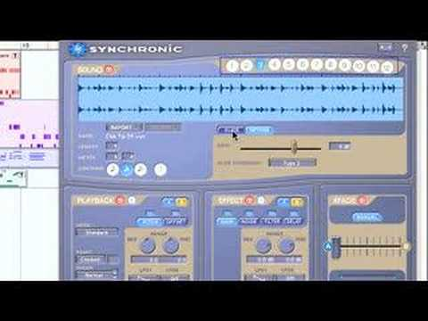 Synchronic: Getting audio into Synchronic - Audio Plug-in for Pro Tools