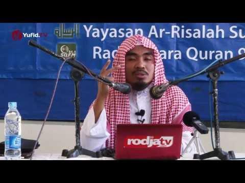 Pengajian Islam: Amalan-amalan Utama Di Akhir Zaman - Ustadz Abu Qotadah