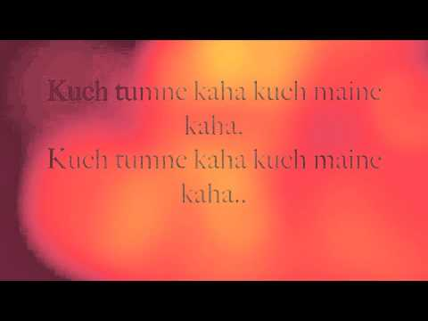 Teri Baaton (Your Words)- Raghav Lyrics