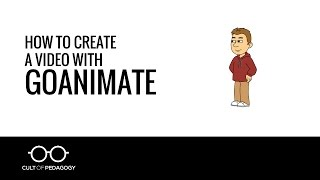 How to Create a Video with GoAnimate