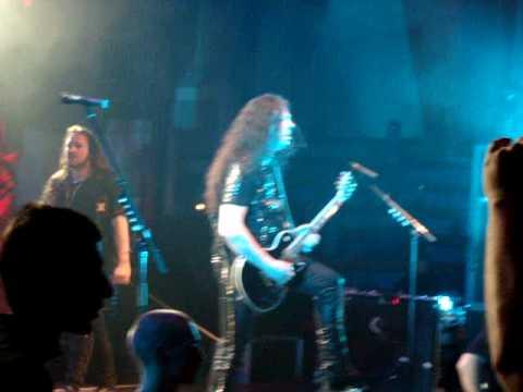 HammerFall - Renegade (live)