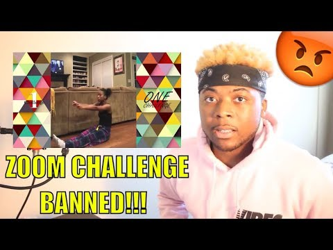"WHY ""ZOOM CHALLENGE"" IS BANNED FROM YOUTUBE?!?! *THE TRUTH* #zoomchallenge #zoom"