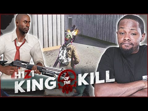 THE SHOTGUN CHAMP OF H1Z1? - H1Z1 King Of The Kill Fives | H1Z1 KOTK #14