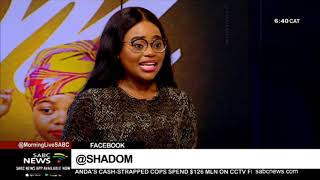 Shado speaks about her music career