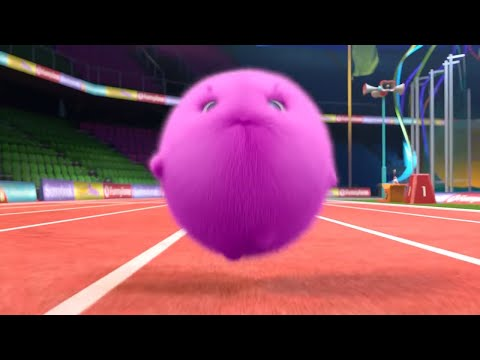 Sunny Bunnies | Will Big Boo Win the Race | COMPILATION | Cartoons for Children