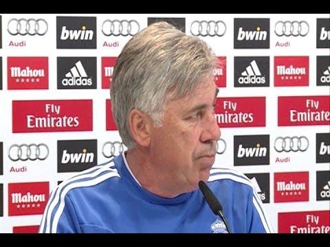 Ancelotti dice que Cristiano jugará contra Osasuna