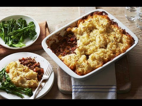 Рецепт от Гордона Рамзи - Пастуший пирог