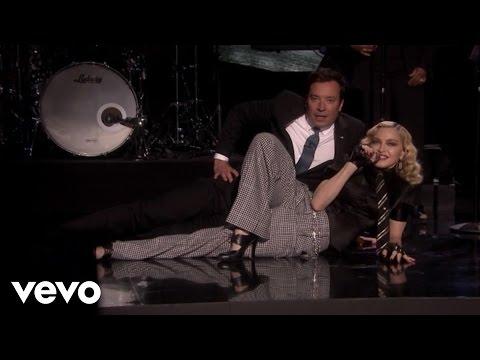 Madonna Borderline pop music videos 2016