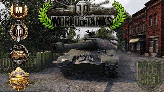 World of Tanks - IS-3 - 11 Kills - 7.6k Damage - #Close [Replay|HD]