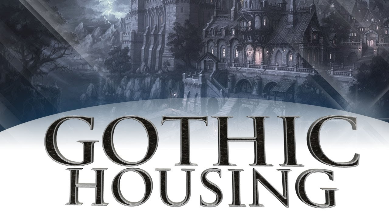 Gothic Build 15 Tower