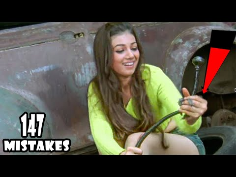 "(147 Mistakes) In Taarzan: The Wonder Car | Plenty Mistakes In ""Taarzan"" Full Hindi Movie 