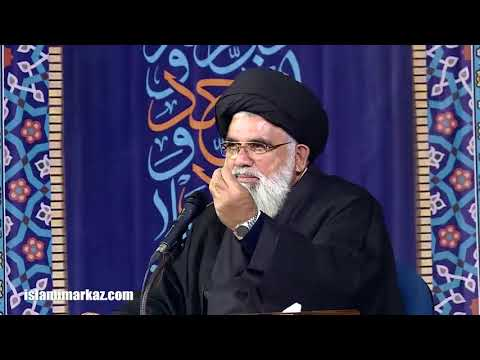 Ye kirdar (Qasim Sulemani) kaha paida hota hai?   Ustad e Mohtaram Syed Jawad Naqvi