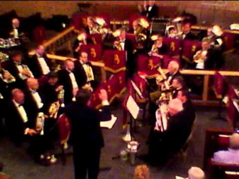 MacArthur Park (Jimmy Webb) Lancaster British Brass Band:Allen