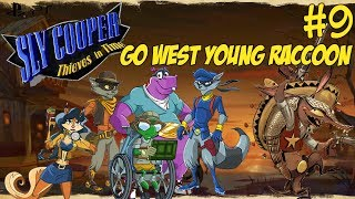 Sly Cooper: Thieves in Time (Vita/TV) Part 9: Go West Young Raccoon