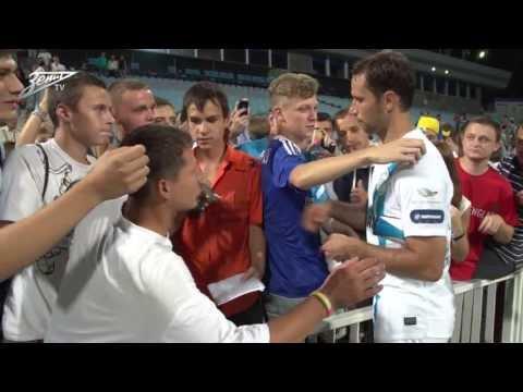 «Зенит» в Киеве: скрытая камера «Зенит-ТВ»