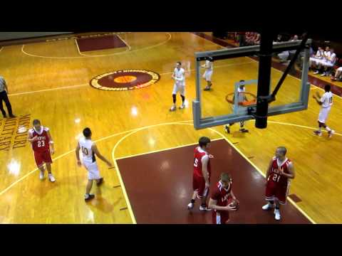 Missouri Military Academy - 2012 Varsity Basketball Highlights