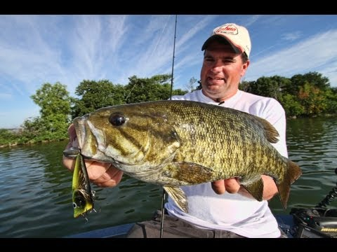 South dakota fishing videos for Chamberlain sd fishing report