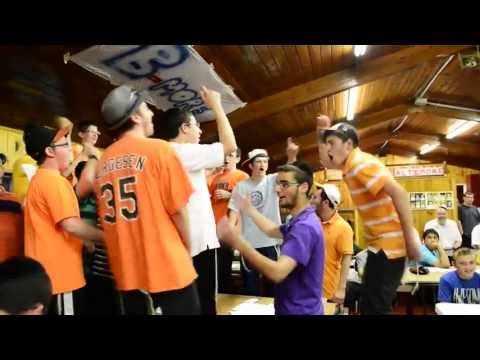 Camp Bonim 2013 - Action-packed First Half Highlights!