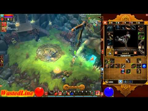 Torchlight 2 Beta - Gameplay Part 1