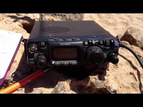 2012 olympics, 2O12L, special event station, london, Radio Ham,  QRP Portable on Yeasu FT-817