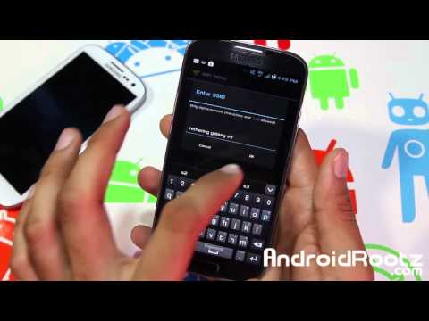 How to Get Free WiFi Tether/Hotspot on T-Mobile Galaxy S4 SGH-M919! - Simple Root
