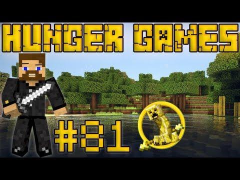 Minecraft Голодные Игры / Hunger Games #81 - Алмаз в снегу