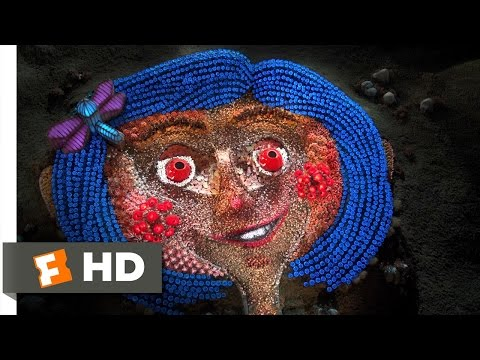 Coraline (5/10) Movie CLIP - The Magical Garden (2009) HD