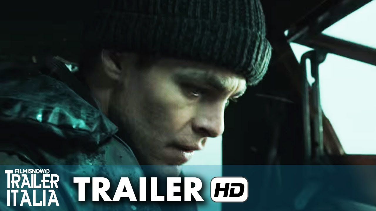 L' Ultima Tempesta Trailer Italiano Ufficiale - Chris Pine [HD]