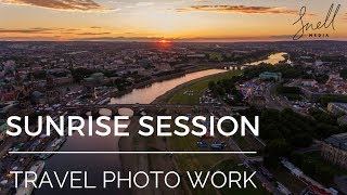 Sunrise Session with local Architecture Photographer Dresden