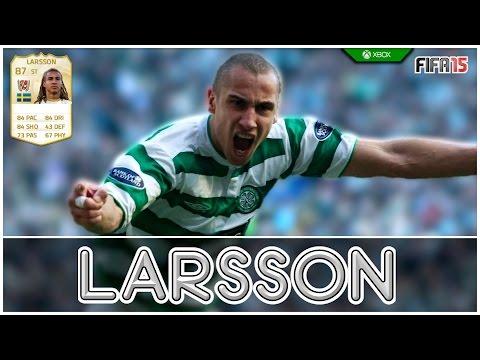 FIFA 15   Legend Review   Henrik Larsson !