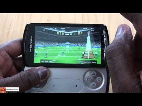 Gaming with the Sony Ericsson Xperia Play- Review  Booredatwork