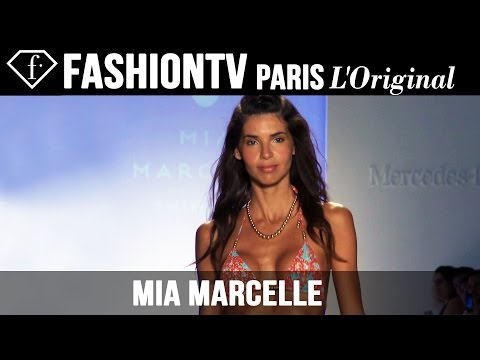 Mia Marcelle Swimwear Show | Miami Swim Fashion Week 2015 Mercedes-Benz | FashionTV