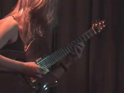 Kimberly Allison Jazz Guitar Solos 1