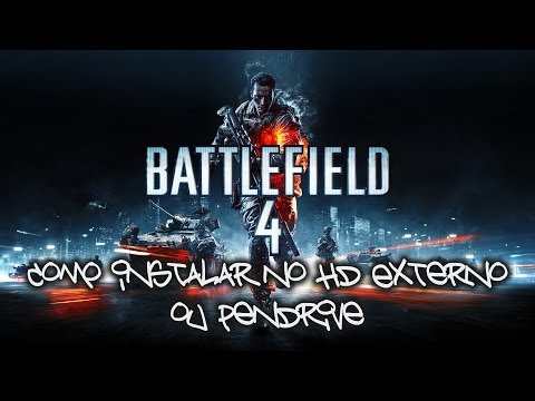Como instalar Battlefield 4 no HD Externo ou Pendrive Xbox 360 RGH/JTAG